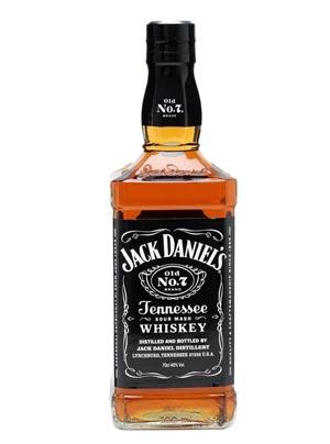 Jack Daniels Old No7 Brand