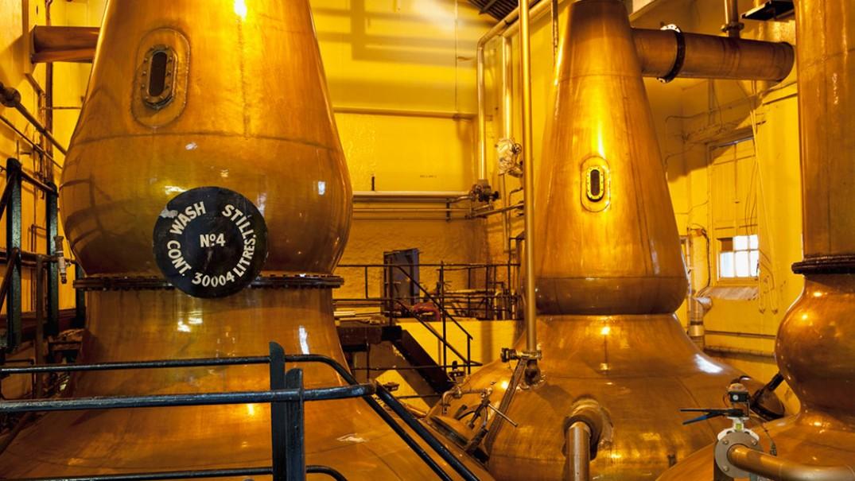 Viski Nasıl üretilir Meleklerin Payı