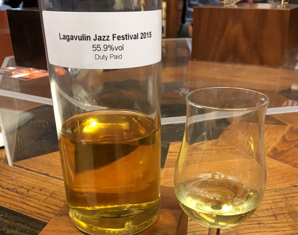 Lagavulin Jazz Festival Edition 2015
