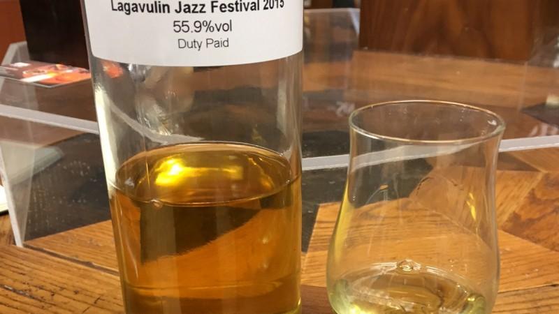Lagavulin Jazz Festival Edition 2015