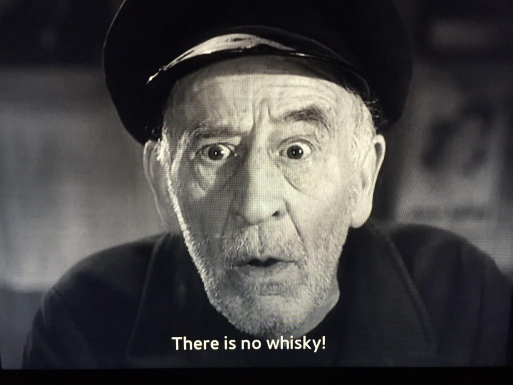 thereisnowhisky