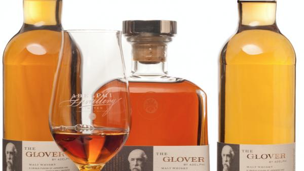 Glover-whiskies