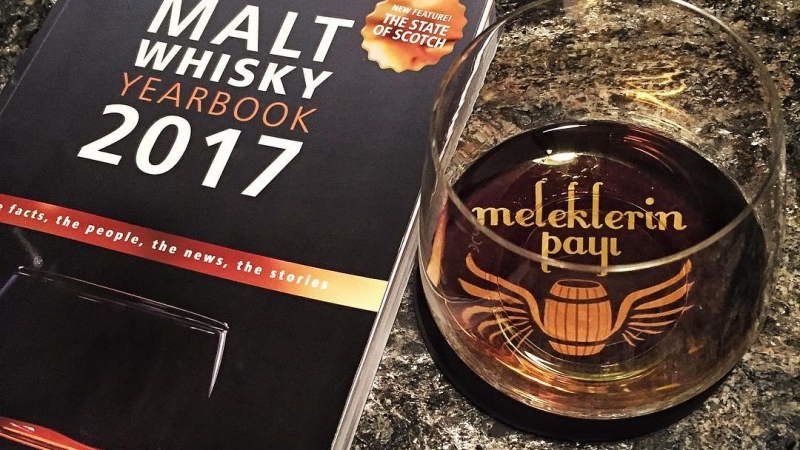 Being the first in Turkey and 6th most visited whisky blog in the world, Meleklerin Payı is now listed in Malt Whisky Yearbook 2017 🙏👏 To read my review of the latest edition of the pls click the link on my profile